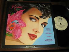 Kenia 80s JAZZ VOCAL LP Initial Thrill 1987 USA ISSUE