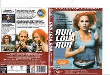 Run Lola Run-1999-Franka Potente-Collector's Edition- Movie-Dvd