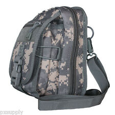 Accessory Pouch Large Multi Purpose Molle Army ACU Digital Camo Fox 56-6827