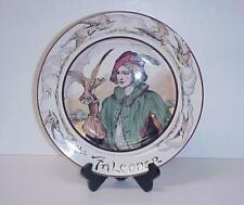 Vintage Royal Doulton Falconer Collector's Plate