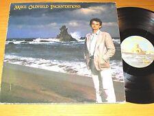 "GERMAN IMPORT 70s ROCK DOUBLE LP - MIKE OLDFIELD - VIRGIN 300191 ""INCANTATIONS"""
