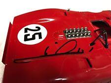CMC Andretti Amon #25 Ferrari 312P Sebring M-123 *SIGNED* 1/18 NIB +