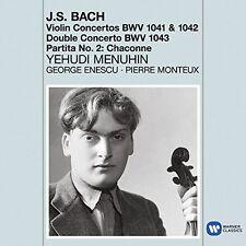 Bach: Violin Concertos - Chaconne [CD]