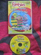 BBC.C BEEBIES FIMBLES: TIPPITY TOPPITY GAMES TO PLAY DVD. EAN: 5014503126421.