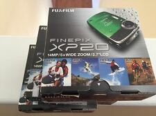 BRAND NEW Fujifilm XP20 14.2 MP Digital Camera WATER, SHOCK, FREEZE PROOF