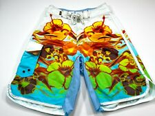 Reef Board Shorts Men's Size 31 Swimming Shorts Floral Colorful