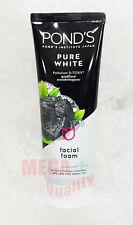 PONDS Pure Whitening Deep Cleansing Brightening Carbon Vitamin B3 Foam 100g