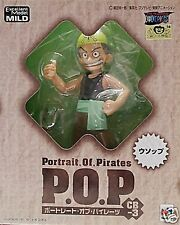 New Megahouse P.O.P Portrait Of Pirates One Piece Series CB-3 Usopp PAINTED