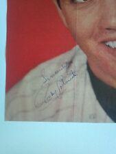 Rocky Colavito Autograph Sport Mag Photo   PSA DNA   Indians  Signed  Auto