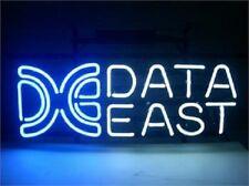 "De Data East Neon Sign 14"" Beer Bar Pub Glass Light Lamps Artwork Room Decor"