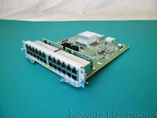 HPE J9986-61001 ProCurve Switch zl2 24-port Gig-T PoE+ v3 Module J9986A