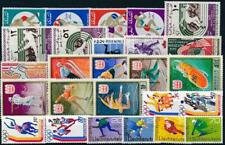 [G356931] Worldwide Olympics good lot of stamps very fine MNH