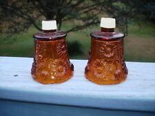 Set Of 2 Gold Colored Homco Votive Candle Holders Home Interiors