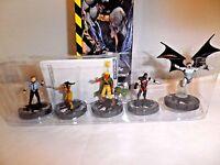 New DC Heroclix Batman  Booster Pack From Brick NEW No Man's Land 10th Anniv.