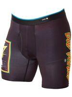 STANCE Men's Boxer Briefs BAD BRAINS - BLK - Size Large (36-38) - NWT