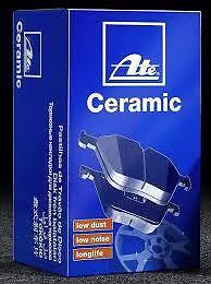 Brake pads, Front - BMW 5' series (E39) + 7' series (E38) + X5 (E53) ATE ceramic