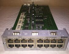 Alcatel Lucent OmniPCX 3EH73015ABAF MIX 4/8/4 Mezclado ISDN/Digital/Analógico I/