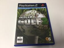 PS2 GAME OUTLAW GOLF 2