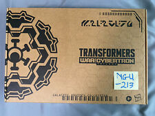Transformers War For Cybertron Galactic Odyssey Paradron Medics New Sealed