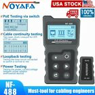 NF-488 PoE Tester ,Network Cable Tester Inline Tester For Power Over Ethernet US