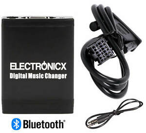 Adapter USB MP3 Aux Bluetooth Hands Free Ford