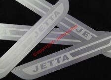 Ultra-thin Steel Door Sill scuff plate Guards For VW Jetta MK5 MK6 2009-2016