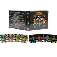 GUNS N' ROSES  WELCOME TO PARADISE CITY  8x CD BOX SET  THE LEGENDARY BROADCASTS