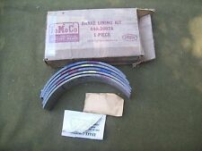 NOS Ford Brake Shoes Linings 49 50 51 52 53 54 55 F1 F-100 Trucks Passegner Cars