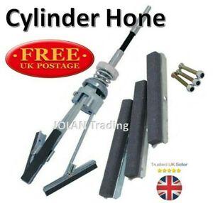 Car Engine Cylinder Brake Hone Flexi Shaft 50mm-180mm Bore Honing Garage 2757