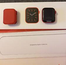 apple watch series 6 40mm Neu red 32GB Top Uhr iPhone Smartwatch Smart