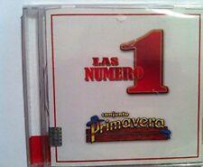Conjunto Primavera  Las Numero 1 CD New