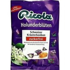 RICOLA o.Z. Holunderblüten Bonbons 75 g