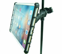 """BuyBits Music / Microphone Stand Tablet Clamp Mount Holder for iPad Pro 12.9"""""""