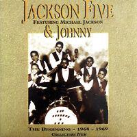 The Jackson 5 CD The Beginning - 1968 - 1969 - England (EX/EX+)