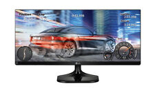 LG 29um58-p UltraWide Full HD IPS LED Gaming Monitor - 29""