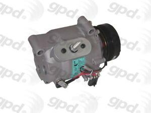 A/C  Compressor And Clutch- New Global Parts Distributors 6512511