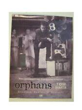 Tom Waits Orphans Poster Promo