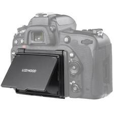 Kamera Sonnenblende Schutzabdeckung Displayschutz Cover für Nikon D750