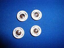Missing Link resin 24 scale Dodge steel wheel & hub caps 3 printed master!