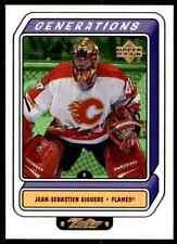 1999-00 Upper Deck Retro Generation Jean-Sebastien Giguere #G10C