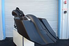 2014-18 Touring Harley Davidson Stretched Saddlebags and Rear Fender Bags Bagger