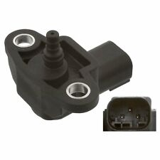 Boost-Pressure Sensor Fits Smart Cabrio model 450 City Coupe Fortwo 4 Febi 38494