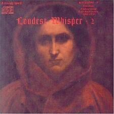The Loudest Whisper - Loudest Whisper 2 (NEW CD)
