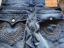 True religion Brand Jeans Billy Big T Denim Men's Size 34 distressed