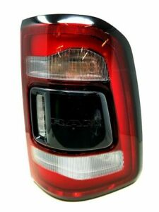 DODGE RAM 1500 DT LED Black Rear RIGHT Tail Lamp NEW OEM MOPAR, 55112992AD