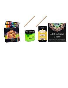 Prismacolor Premier Soft Core Colored Pencil, Set of 48 Assorted Colors Combo