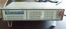HP 3457A MULTIMETER WITH HP 44491A GEN. PURPOSE RELAY OPTION: H01, MADE IN USA.