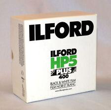 Ilford HP5+ 35mm Black & White Film 30m(100Ft) Bulk Roll