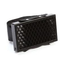 Tragbare Blinken Wabe für Blitzgerät Blitz Diffusor Canon Yongnuo YN-560 YN600