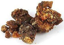 Opoponax Gum Resin Incense 2 oz  ~Sweet Myrrh